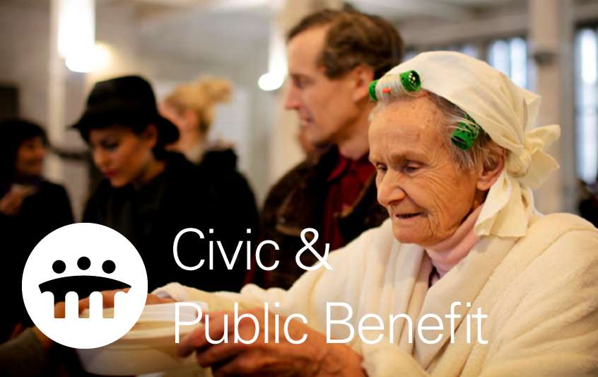 Civic & Public Benefit